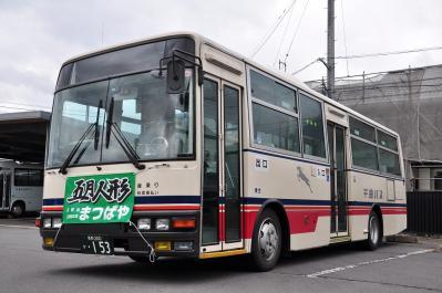 2012年4月26日 千曲バス 青木バスターミナル