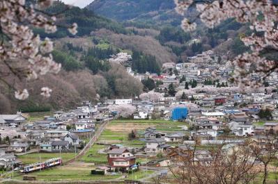 2012年4月26日 上田電鉄別所線 別所温泉~八木沢 1000系1003F