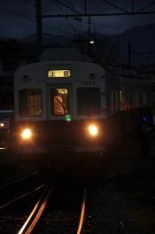 2012年4月26日 上田電鉄別所線 城下 7200系7255F
