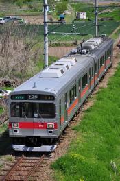 2012年5月5日 上田電鉄別所線 神畑~大学前 1000系1004F