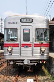 2012年5月20日 長野電鉄 鯨団臨「L特急よませ」