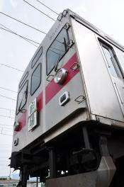 2012年5月20日 長野電鉄 鯨団臨ツアー撮影会 8500系T6編成「朝陽行き」