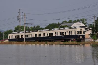2012年5月24日 上田電鉄別所線 八木沢~別所温泉 7200系7253F