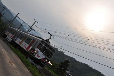 2012年5月24日 上田電鉄別所線 八木沢~舞田 1000系1003F