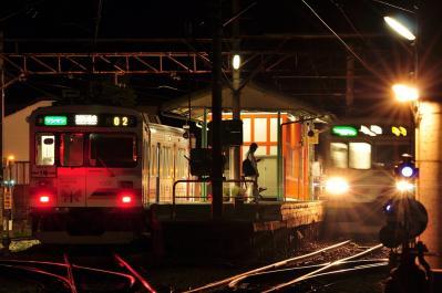 2012年5月24日 上田電鉄別所線 下之郷 1000系1002F・1003F