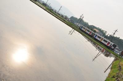 2012年5月25日 上田電鉄別所線 八木沢~別所温泉 1000系1003F