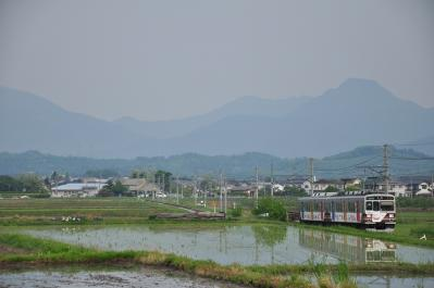 2012年5月25日 上田電鉄別所線 中塩田~下之郷 1000系1003F