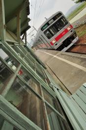 2012年5月25日 上田電鉄別所線 八木沢 1000系1001F