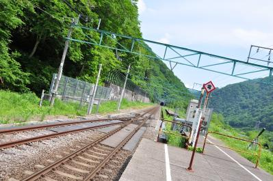 2012年6月8日 JR東日本上越線 土合