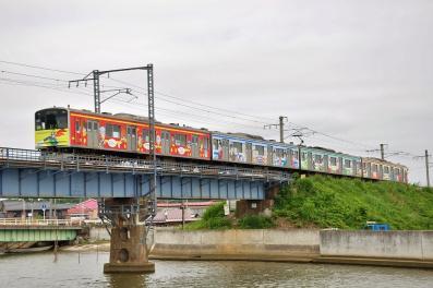 2012年6月14日 JR東日本仙石線 高城町~松島海岸 205系M2編成