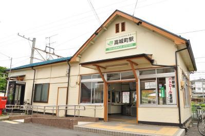 2012年6月14日 JR東日本仙石線 高城町駅