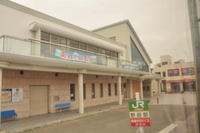 2012年6月14日 JR東日本仙石線 野蒜駅(震災により運休中)