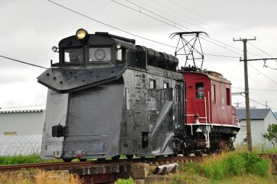 2012年6月24日 弘南鉄道弘南線 館田~新里 キ104+ED333