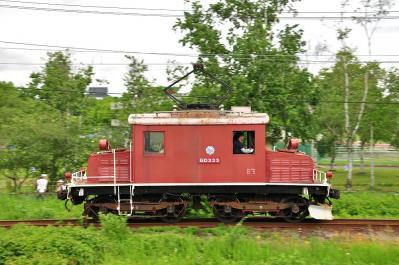 2012年6月24日 弘南鉄道弘南線 運動公園前~新里 ED333