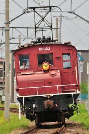 2012年6月24日 弘南鉄道弘南線 平賀~館田 ED333