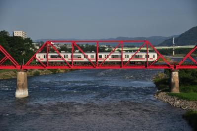 2012年6月27日 上田電鉄別所線 城下~上田 1000系1001F