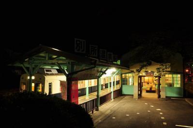 2012年6月27日 上田電鉄別所線 別所温泉 7200系7253F