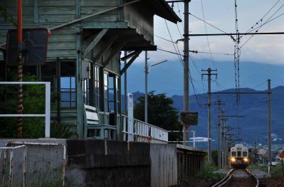2012年7月15日 上田電鉄別所線 八木沢 7200系7253F