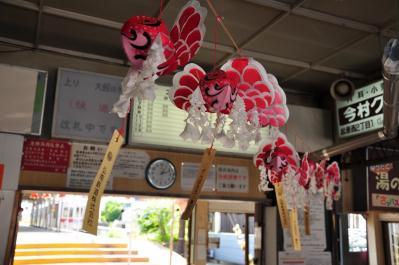 2012年7月21日 弘南鉄道大鰐線 中央弘前