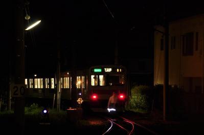 2012年7月24日 上田電鉄別所線 下之郷 1000系1001F