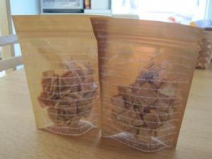 高野豆腐キャラメル