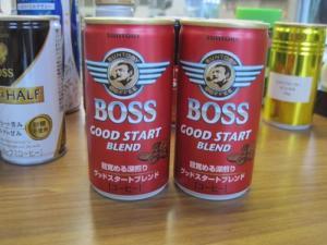 ボス GOOD START