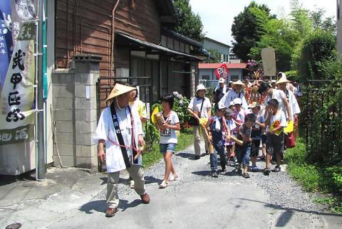上野町御神輿