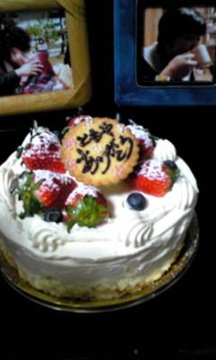 ともやのケーキ
