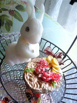 ウサギさん♪