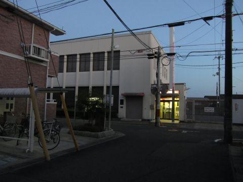 旧東海道 水口町城東(北町)