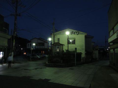 旧東海道 水口町本町3丁目