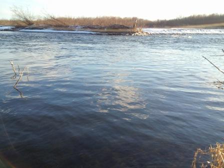 1月4日の川
