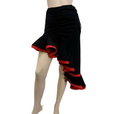 パイピングアシンメトリースカート