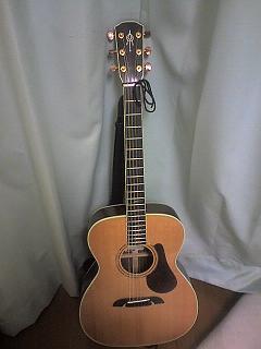 A-yairi guitar