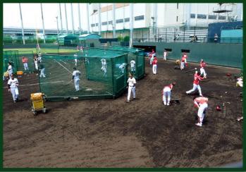 絵日記6・17鳴尾浜風景