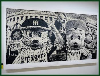 絵日記6・21スタジアムツアー1