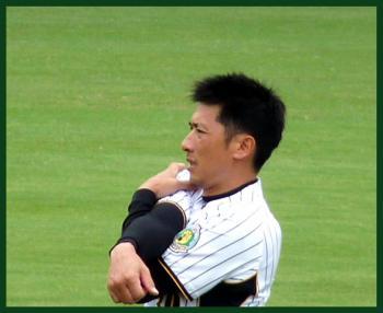 絵日記6・28鳴尾浜矢野4