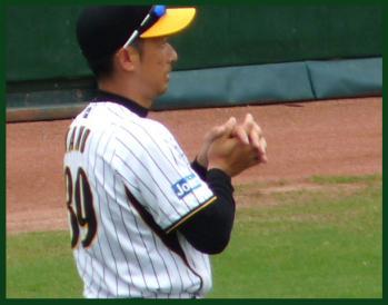 絵日記6・28鳴尾浜矢野3