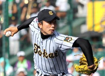 絵日記8・16高校野球10日目