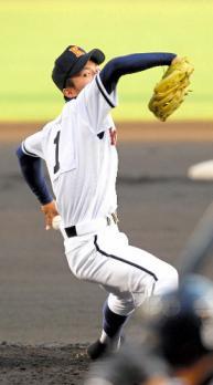 絵日記8・17高校野球11日目