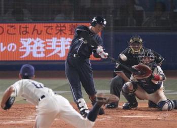絵日記8・18横浜勝ち2