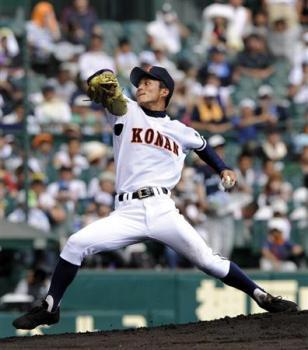 絵日記8・18高校野球12日目