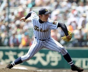 絵日記8・21高校野球決勝2
