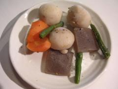 本日の惣菜 001