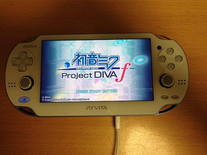 初音ミク Project DIVA f