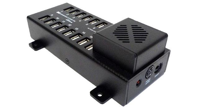 USB 16台