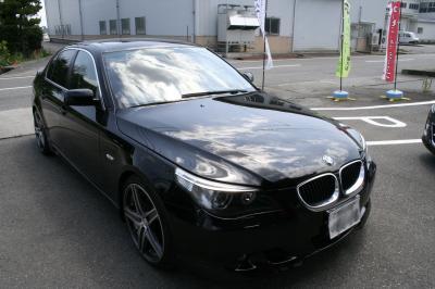 BMWコーティングメンテナンス