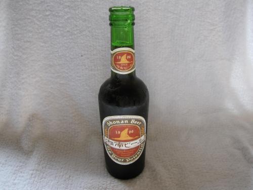 ルビー色ビール