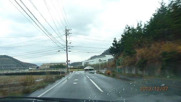 131207 鳥取警察署 嶋駐在所 交通違反 ストーカー①(2)(1)