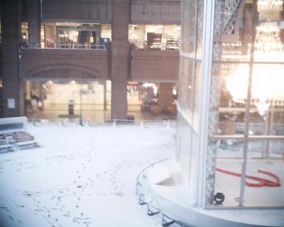 雪の恵比寿ガーデンプレイス:R2